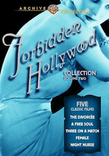 FORBIDDEN HOLLYWOOD COLLECTION: VOLUME 02 - DVD - Region Free - Sealed