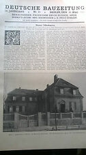 1925 39 Berlin Dahlem Adler / Dahlem Heydenreich