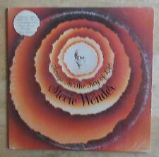 Stevie Wonder Songs In The Key Of Life 1976 Vinyl LP Tamla Records T13-340C2