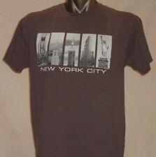 Iconic New York City skyline buildings - XL T-shirt