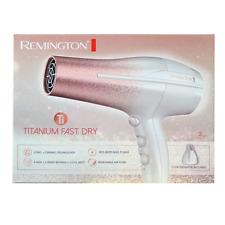 Remington Titanium Fast Hair Dryer 20224 D5952