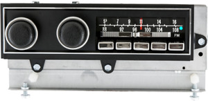 "1970 - 71 Mopar ""E"" Body AM FM Bluetooth® Radio Severely delayed!  Not In Stock!"