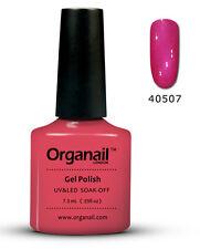 07 ORGANAIL Gel Polish Vernis à ongle UV semi permanent smalto cosmétique makeup