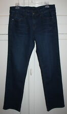 Bogari Womens Indigo Blue Dark Jeans size 8 New with Tags