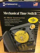Intermatic T101 Mechanical Time Switch 120 Volt Spst