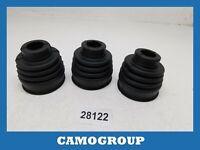 3 Pieces Cv Boot Drive Shaft Bellow AKRON 300016