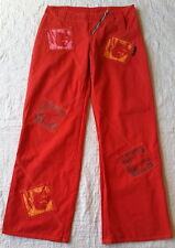 """Pantalon Femme Ethnique Hippie """" PYGMEES """" Taille S"""