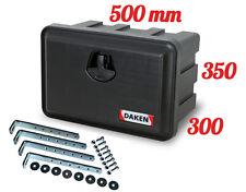 DAKEN Just 500 R Coffre a outils 30L + SUPPORTS Boîte De Rangement Camions