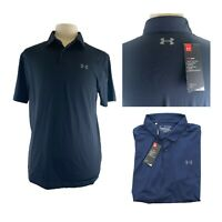 Under Armour Polo Shirt Men's Performance 2.0 Short Sleeve Top, Loose 1342080