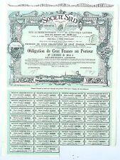 Dépt 86 & 37- Dangé St Romain - Top Déco & Très Rare (500 ex) Laiterie de 1910