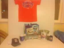 Forrest Gump/Bubba Gump Shrimp Company 10 Piece Swag Collection-All New!