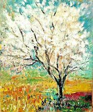 Beau tableau, huile sur toile signée Gastaldi (Michel) artiste cannois.