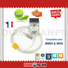 Interface de diagnostic INPA K+DCAN OBD2 pour BMW MINI avec commutateur switch