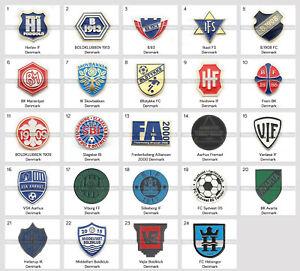 Badge Pin: European football clubs Denmark Part 2