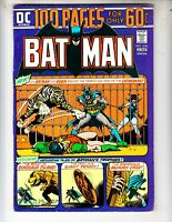Batman 256 VF+ (8.5) 6/74 Batman Cover and Stories! 100 pages!