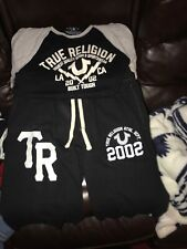 True Religion Short Set