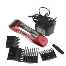 Tondeuse Rasoir Toilettage rechargeable électrique Cheveux poil pr chien Animal