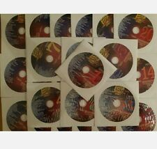 CHARTBUSTER KARAOKE CDG   VOLUME 10  375 TRACKS   25 DISCS   ROCK, POP & COUNTRY