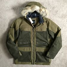 MARMOT Brown Moss Concord Jacket 900042 Waterproof 700 Fill Down (size M) NWT