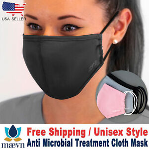 Maevn AGION Inner Lining Cloth Anit-Microbial Treatment Mouth Cover (3PCS/6PCS)