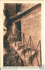 em 137 Anni 30 SAN MARINO Ingresso esterno al Letto di S.Marino - non viagg - FP