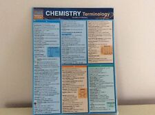 NEW  Quick Study Guide Laminated (Different Subjets) 6 Sheets