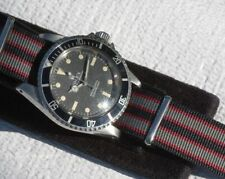 Extra Long watch strap Real Bond Grey 20mm nylon military very long watch strap