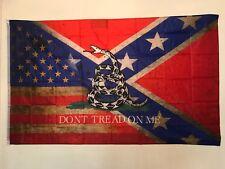 Drapeau Sudiste / USA / Etats Unis / Amerique / 145 cm X 90 cm