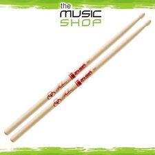 Set of Promark SD531 Jason Bonham Maple Drumsticks - Acorn Wood Tips SD531W