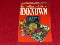 [Bookshelf H. & P J.Oswald ] Unknown Meilleurs Stories Sf Fantastic