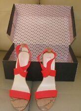 Stiletto Canvas Medium Width (B, M) Heels for Women
