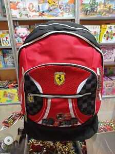 Zaino Ovale organizzato Scuderia Ferrari