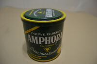 Vintage Amphora Pipe Tobacco Empty Tin With Lid