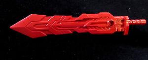 POWER OF THE PRIMES Studio Series GRIMLOCK SWORD UPGRADE Resin Repro