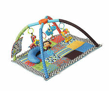 Infantino Twist and Fold Activity Gym Vintage Boy