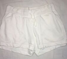 Columbia Womens Small S 4  Whites Shorts Soft Athletic