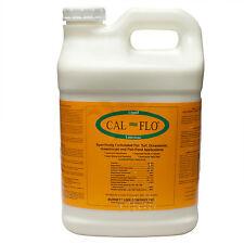 CAL FLO Liquid Limestone 2.5 GL Turf Ornamental Greenhouse Fish Pond Application
