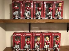 Ohio State Buckeyes (Lot 10)Bobbleheads 2014 National Champions Limited 2,500