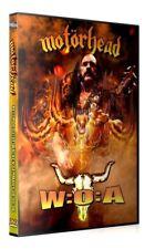 Motorhead Live Wacken 2006 Pro-Shot Broadcast DVD