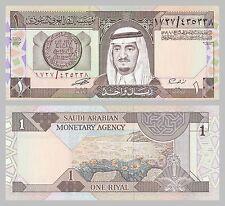 Saudi-Arabien / Saudi-Arabia 1 Riyal 1984 p21d unz.
