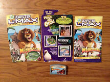 EUC! LeapFrog Leapster Learning Game  Madagascar from DreamWorks