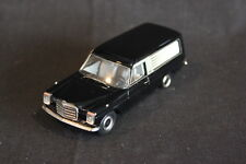 Tin Wizard Mercedes-Benz /8 Hearse 1:43 Black (JS) #27 / 500 pcs