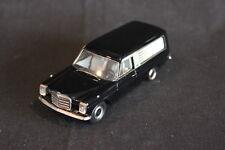 Tin Wizard Mercedes-Benz /8 Hearse 1:43 Black (JS) #27 / 500 pcs