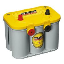 Batterie Optima YTU4.2 Yellow Top AGM spiralé 12V 55ah 765A 254x175x200mm