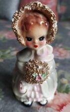 Vintage Josef Originals Carol Figurine 1953