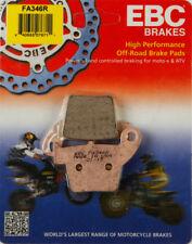 EBC Rear Sintered Brake Pads 02-07 Honda CR125/250 04-17 CRF250R 02-18 CRF450R