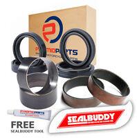 Fork Seals Dust Seals Bushes Suspension Kit for Honda NC750 2014-2016