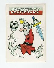 figurina CALCIO FLASH 1988 SCUDETTO CREMONESE