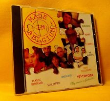 CD PROMO By TOYOTA Made In Belgium 16TR 1996 New Wave, Pop Rock