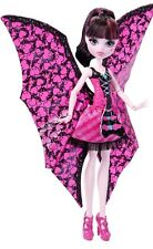 Monster High Ghoul-to-Bat Transformation Draculaura Doll BNIB